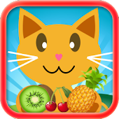 QCat - Toddler's game: Fruit
