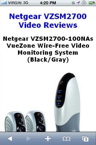 VueZone Home Video Reviews