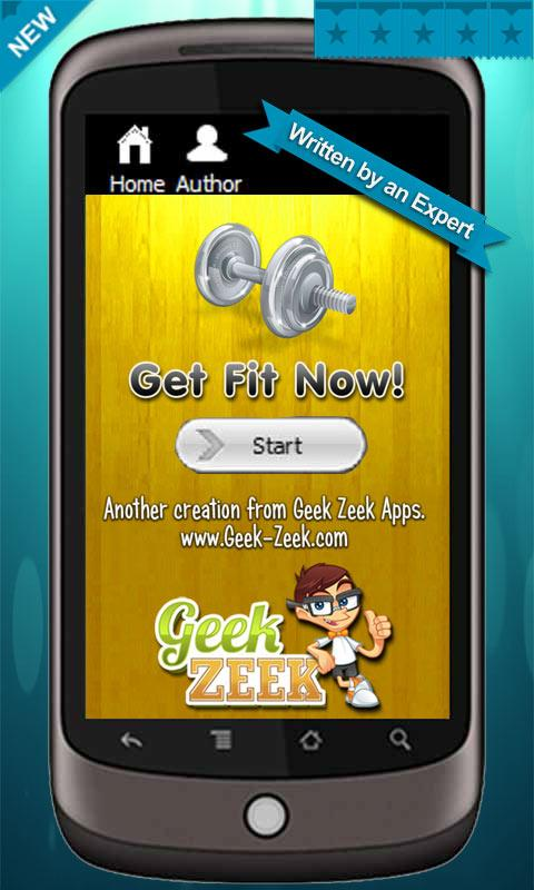 Get Fit Now!- screenshot