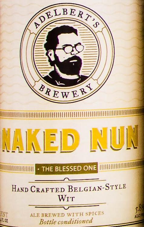 Logo of Adelbert's Naked Nun