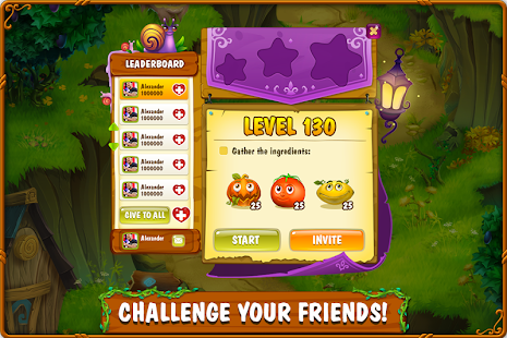 Magic Kitchen: match-3 game- screenshot thumbnail
