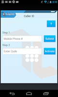 Screenshot of 1LegCall - VoIP Dialer