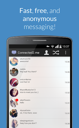 Connected2.me Chat Anonymously
