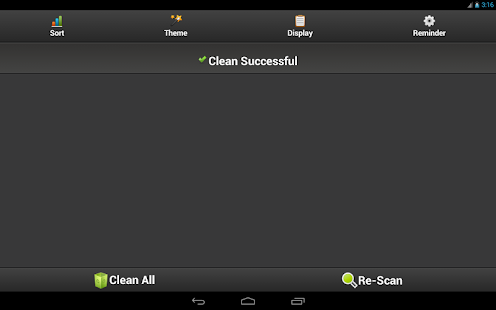 Clean Cache - Optimize Support Android 6.0 & 7.0- screenshot thumbnail