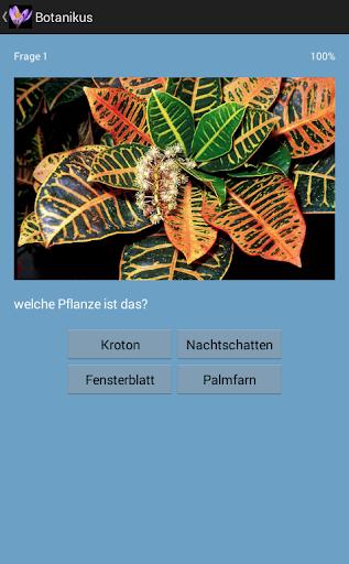 【免費教育App】Botanikus Botanische Datenbank-APP點子