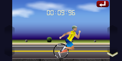 Unicycle Athlete