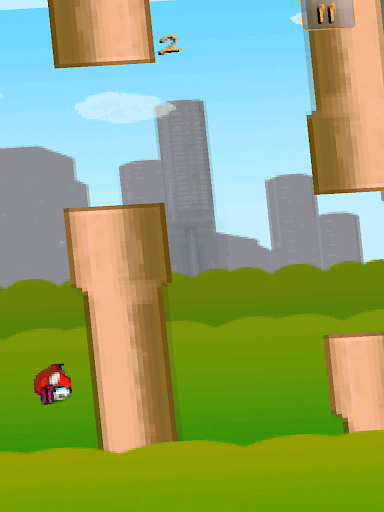 【免費街機App】快樂的小鳥 Happy Birds-APP點子