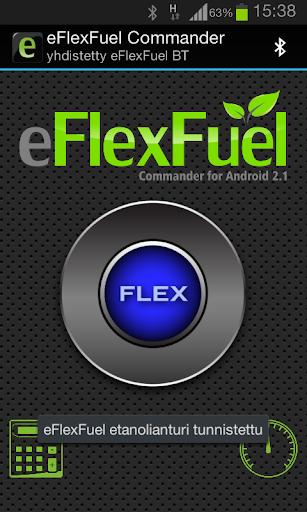 eFlexFuel Commander