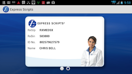 Express Scripts - screenshot thumbnail