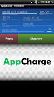 Screenshot of AppCharge