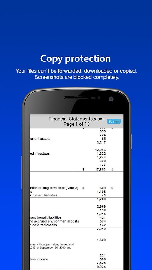 Digify: Secure File Sharing- screenshot