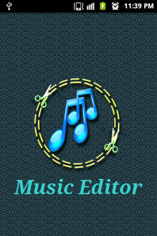Music Editor - screenshot