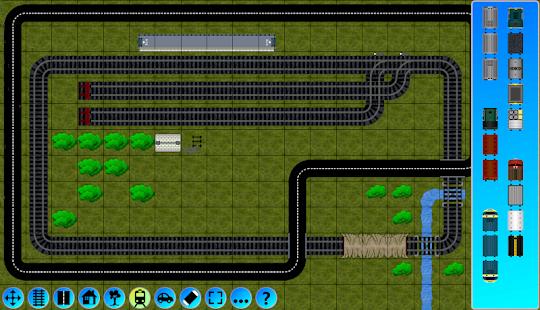 Train Tracks 休閒 App-愛順發玩APP
