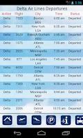 Screenshot of Indianapolis Airport