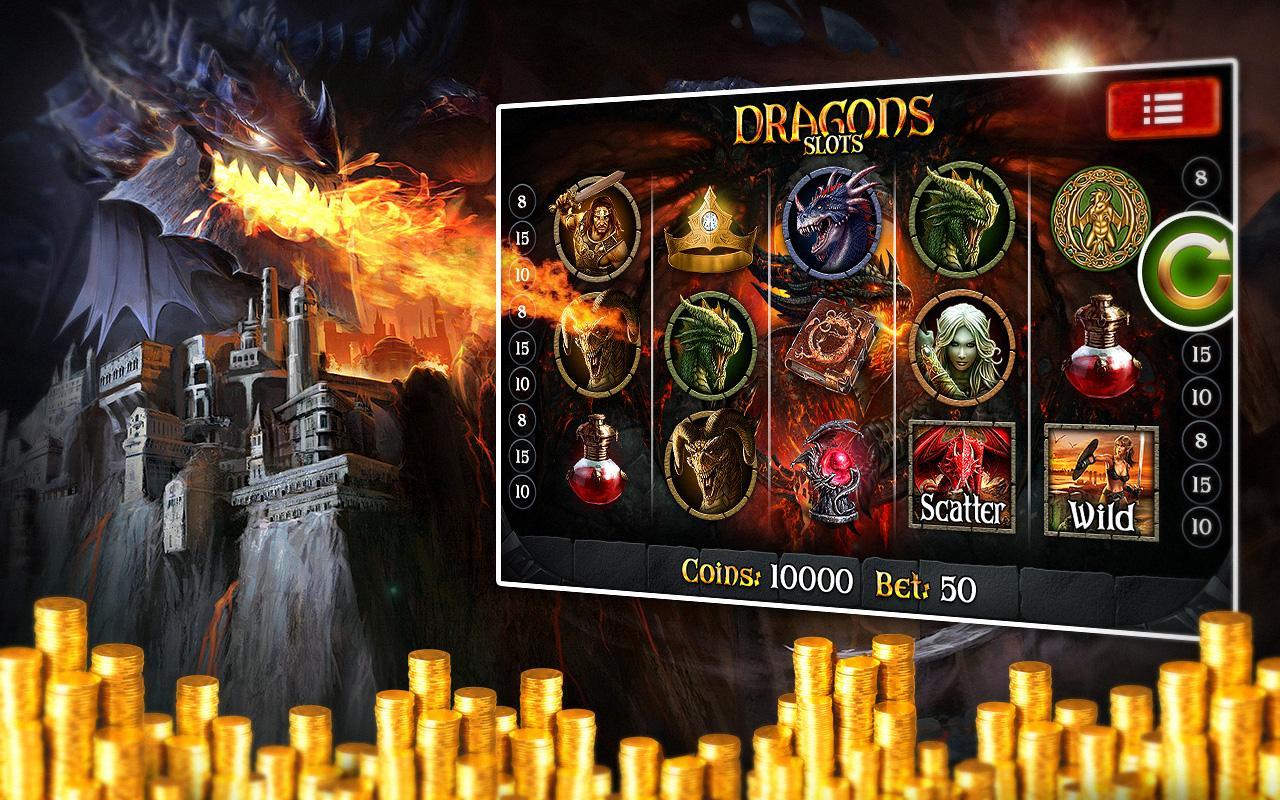 dragon slot machine