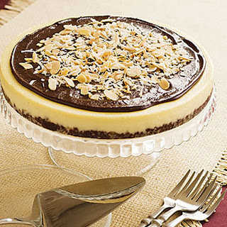 """Almond Joy"" Cheesecake"