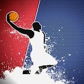 Atlanta Basketball Wallpaper