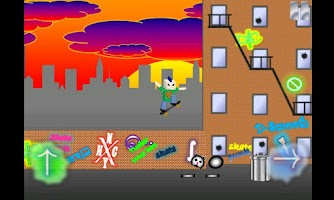 Screenshot of Sk8er Punk