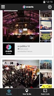 younited Events - screenshot thumbnail