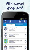 Screenshot of Jakpat Pulsa Gratis