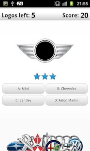 Logo Quiz PRO - Cars - screenshot thumbnail