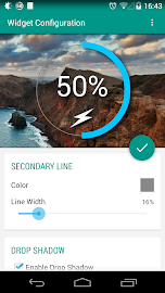 Battery Widget Reborn (BETA) Screenshot 3