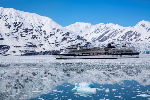 Celebrity_Millennium_Glacier_Bay_3 - Take in the grandeur of Alaska during a cruise aboard Celebrity Millennium.