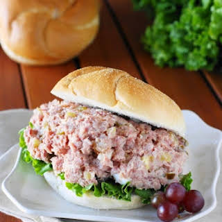 Ham Salad.