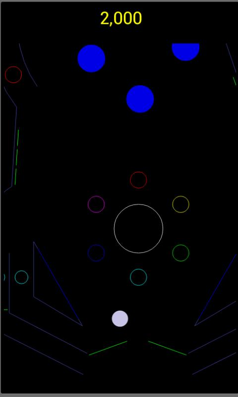 Word Pinball- screenshot