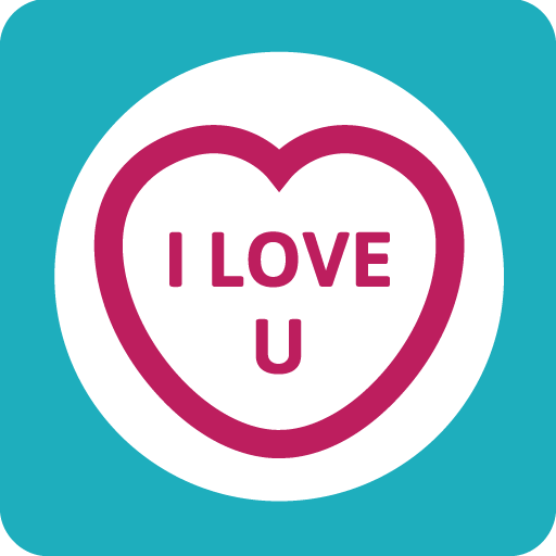 "I Love You Buzz(""我爱你""声响信息) LOGO-APP點子"