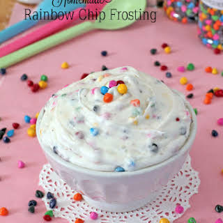 Rainbow Cake Frosting Recipes.