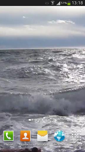 Ocean Waves Live Wallpaper HD