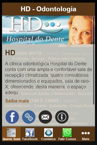 HD - Odontologia Especializada
