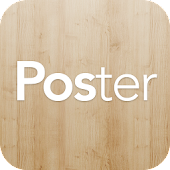 Poster Point-of-sale (POS)