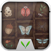 Retro specimens Locker Theme