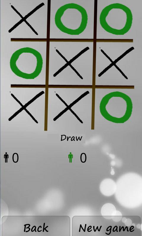 International Tic Tac Toe -xox- screenshot