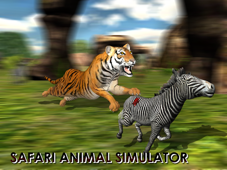 Wild Tiger Jungle Hunt 3D 1.7 screenshot 69917