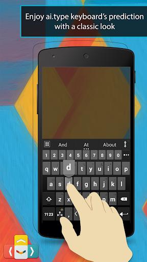 ai.type KitKat Keyboard Theme for PC