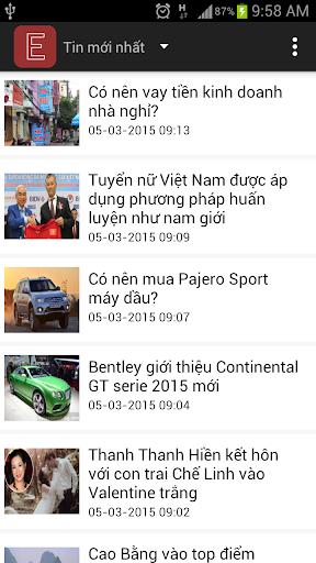 Tin tuc VNExpress – tin nhanh