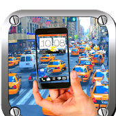 Transparent MobileDisplay Joke
