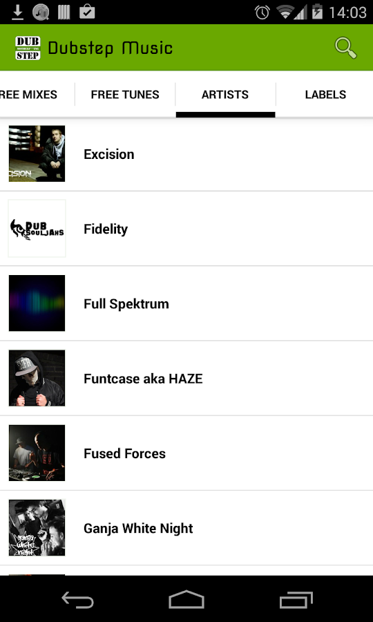 Dubstep Music News- screenshot