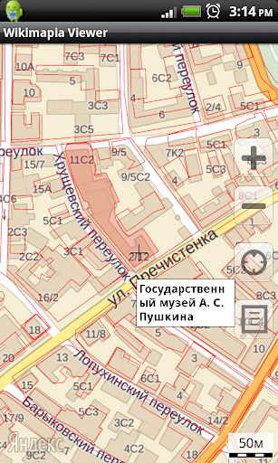Wikimapia Viewer