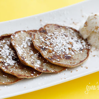 Low Fat Banana Fritters