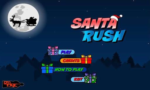 Santa Rush
