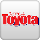 Red McCombs Toyota icon
