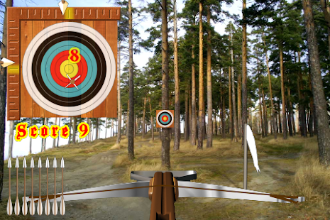 Crossbow Shooting- screenshot thumbnail