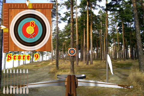 Crossbow Shooting- screenshot