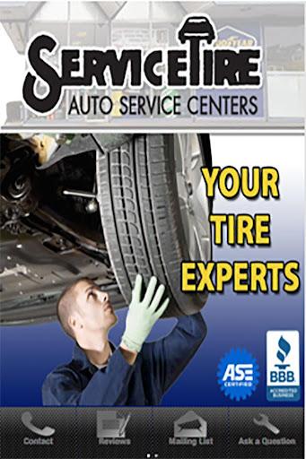 Service Tire Auto Center