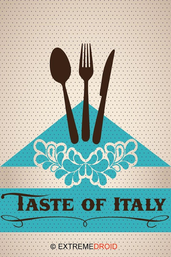 Taste of Italy Italian Recipes - screenshot
