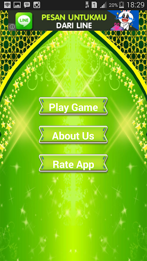 Hijab Bubble Game